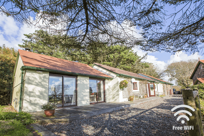 The Pines self-catering holiday cottage in Port Erin, Isle of Man